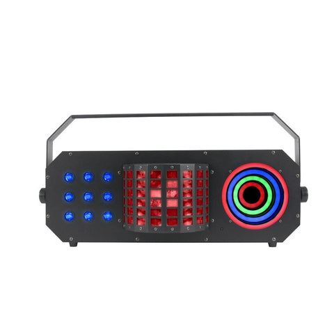 American DJ Boom Box FX3 Startec Series 3-FX-IN-1 Party Effect - Sonido Live