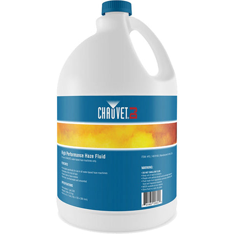 Chauvet DJ High Performance Water-based Haze Fluid - 1 Gallon