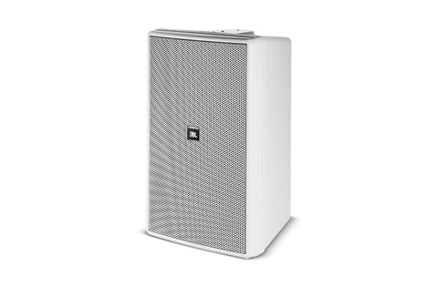 JBL CONTROL 30-WH Three-Way High Output Indoor / Outdoor Monitor Speaker