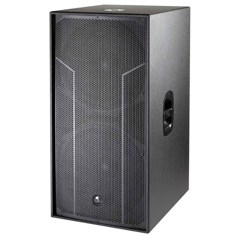 "DAS ACTION-S218A Action 500 Series 2x 18"" 3200W Active Bass-Reflex Subwoofer"