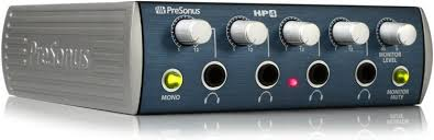PreSonus HP4 4-Ch Headphone Amplifier