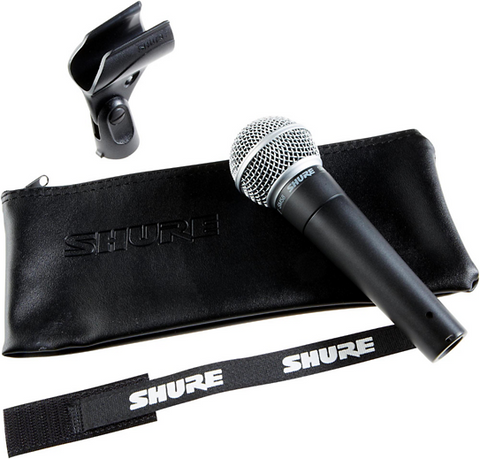 Shure SM58 Microphone - Sonido Live
