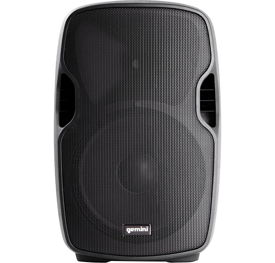 "Gemini AS-10P Powered 10"" Speaker - Sonido Live"