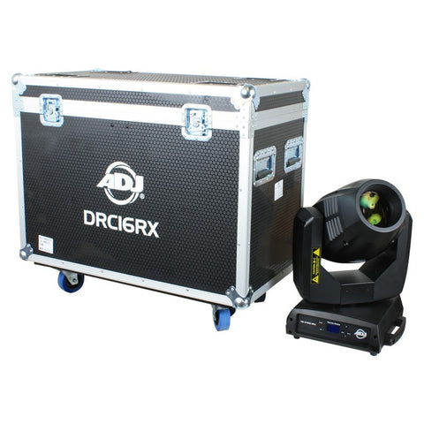 American DJ DRC16RX Road Ready Case