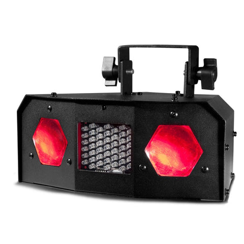 American DJ Dual Gem Pulse IR 2-in-1 Effects LED Light