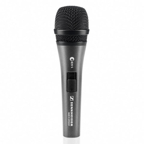 Sennheiser e835 S Live Vocal Microphone with On/Off Switch - Sonido Live