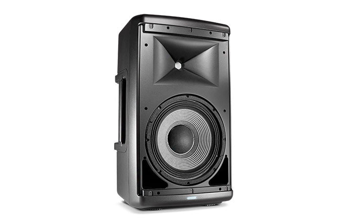 "JBL EON610 Stage Monitor Powered 10"" PA Speaker - Sonido Live"
