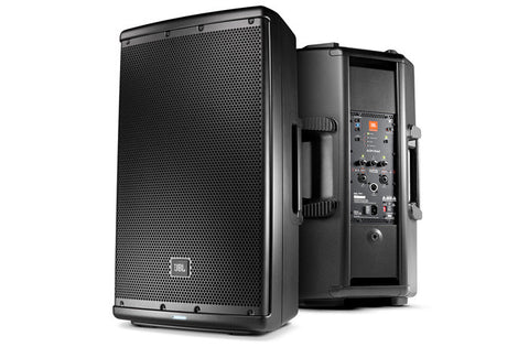 "JBL EON612 Stage Monitor Powered 12"" PA Speaker - Sonido Live"