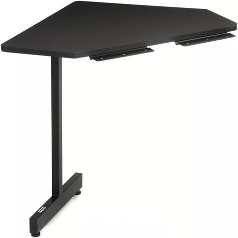 On-Stage Stands WSC7500B Workstation Corner Accessory - Black