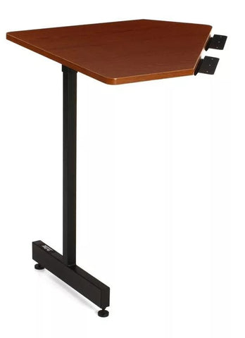On-Stage Stands WSC7500 Workstation Corner Accessory - Rosewood