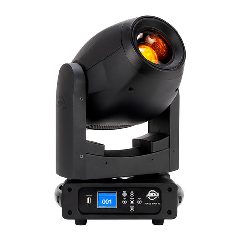 American DJ Focus Spot 4Z 200W LED Moving Head Fixture