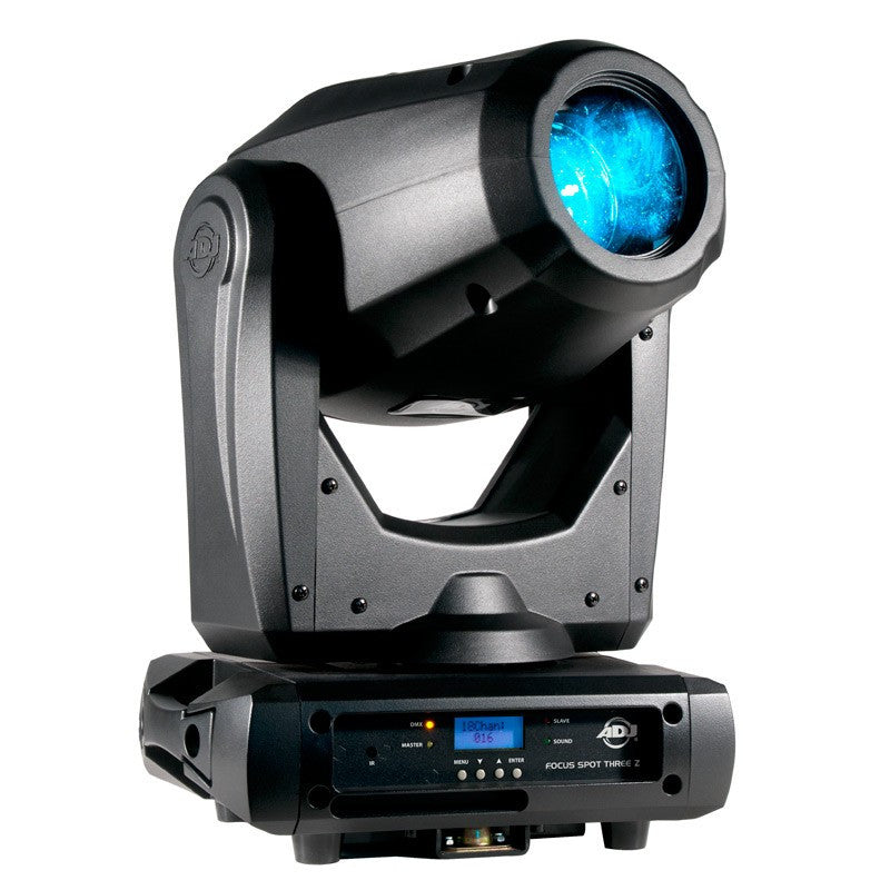 American DJ Focus Spot Three Z Professional 100-Watt Moving Head - Sonido Live