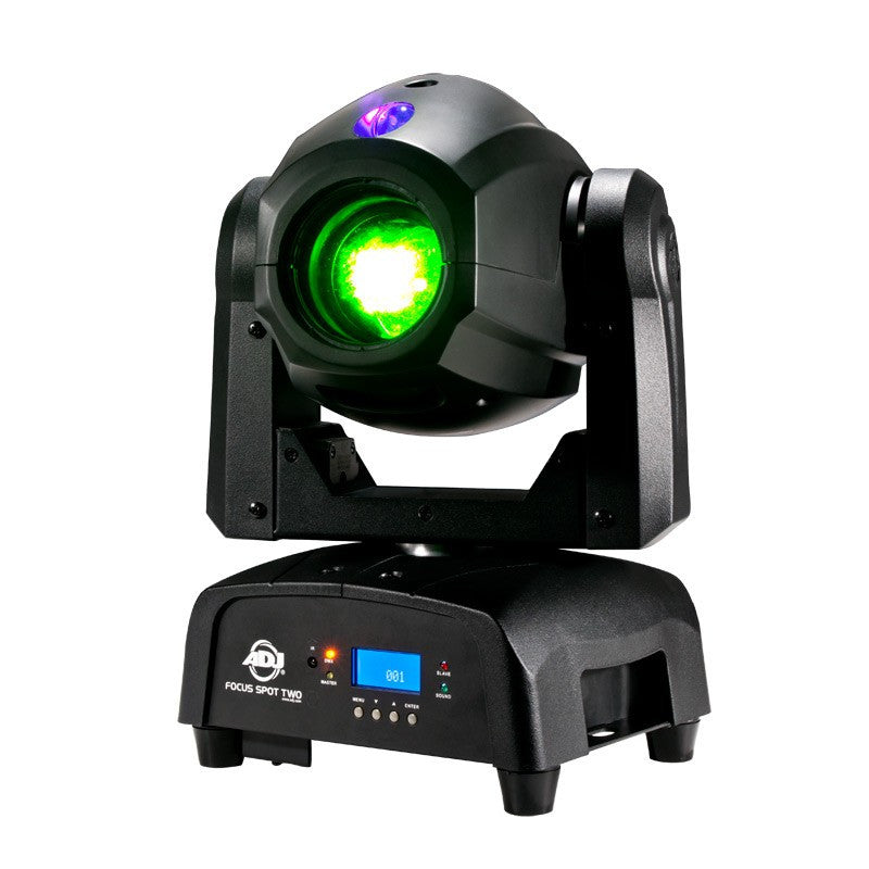 American DJ Focus Spot Two High-Powered 75-Watt Moving Head