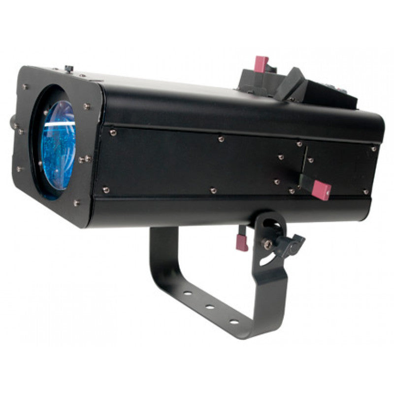 American DJ FS600LED 80W LED Followspot with White, Red, Blue, Green, Orange, Yellow, 3200K (Warm White) & UV