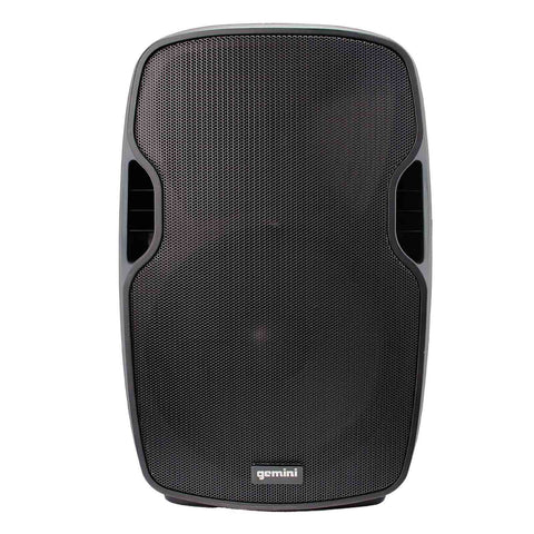 "Gemini AS-15P Powered 15"" Speaker - Sonido Live"