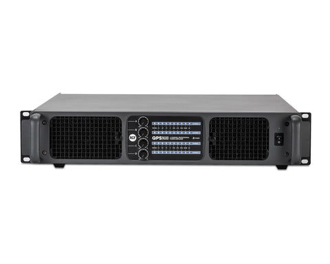 RCF QPS 9600 4-Channel Power Amplifier - Sonido Live