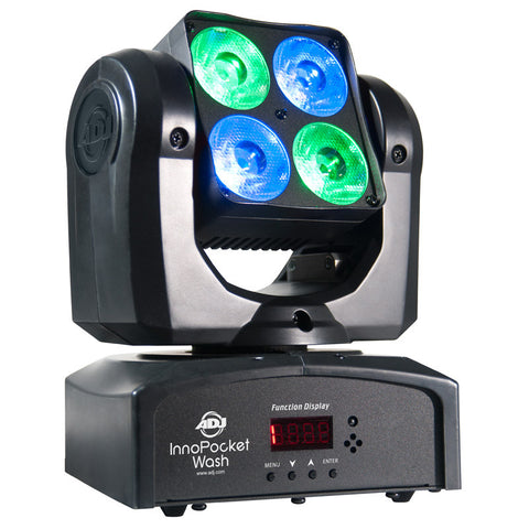 American DJ Inno Pocket Wash Moving Head