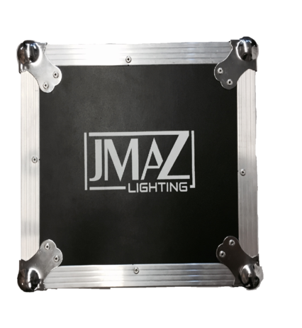 JMAZ M Spider 8 Flight Case - Fits 2 Spiders / Small Moving Heads / Utility