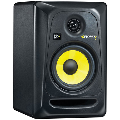 "KRK Rokit Powered 5"" Generation 3 Powered Studio Monitor - Sonido Live"