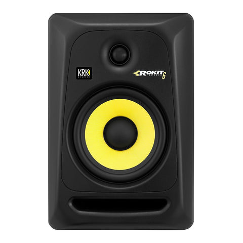 "KRK Rokit Powered 6"" Generation 3 Powered Studio Monitor - Sonido Live"