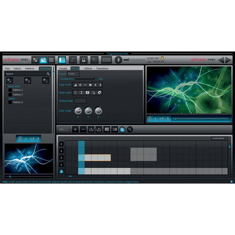 American DJ LED Master Software