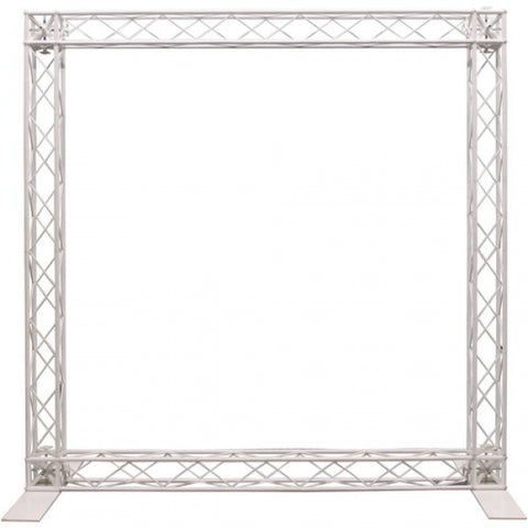 Odyssey NEX15180SWDWHT Nexus Scrim Werks Decor Panel Truss Package - White