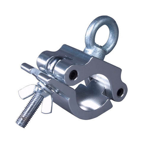 American DJ Eye Clamp Heavy Duty Clamp With Eyebolt For 50mm Tubing