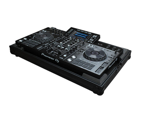 Odyssey FZPIXDJRX2BLM Black Label Low Profile Case for XDJ-RX2 - Sonido Live