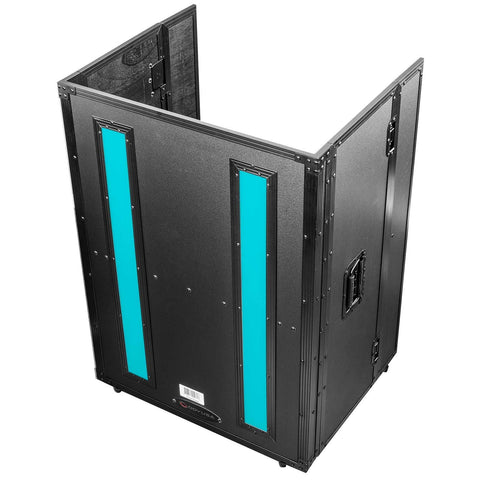 Odyssey FFX2F2636BL Flight FX Series Limited Edition 26-inch Wide x 36-inch Tall Fold-Out Standing Case