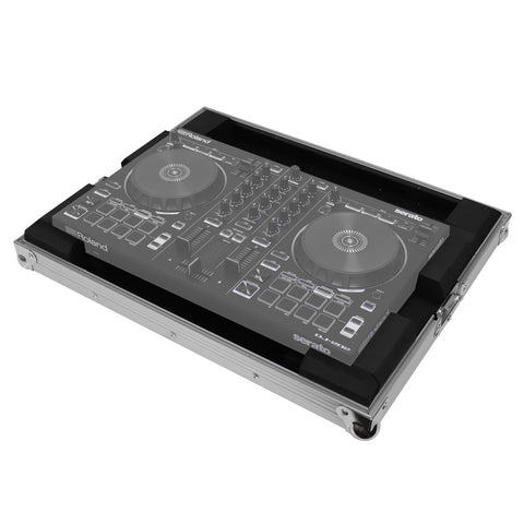 Odyssey FRDJ202M Flght Ready Roland DJ-202 Low Profile Case - Sonido Live