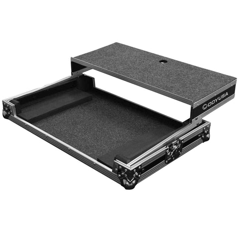 Odyssey FZGSDJC1L Universal Glide Style Case for Larger Medium Size DJ Controllers