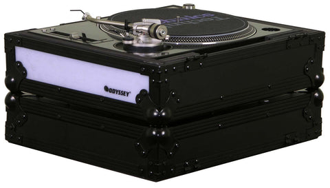 Odyssey FFXBM1200BL FX SL-1200 LED Turntable Case - Sonido Live