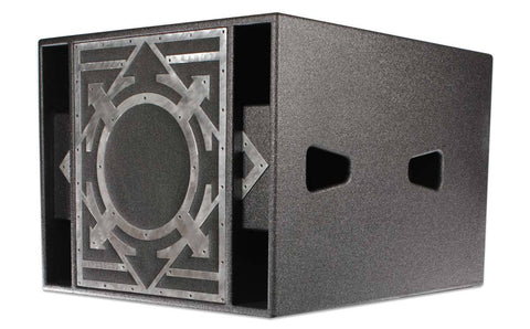 BASSBOSS ZV18 18-Inch 2400-Watt RMS High-Powered Subwoofer - Sonido Live