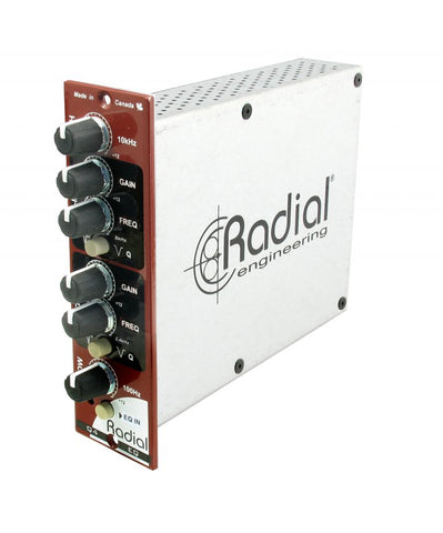 Radial Q4 500 Series EQ