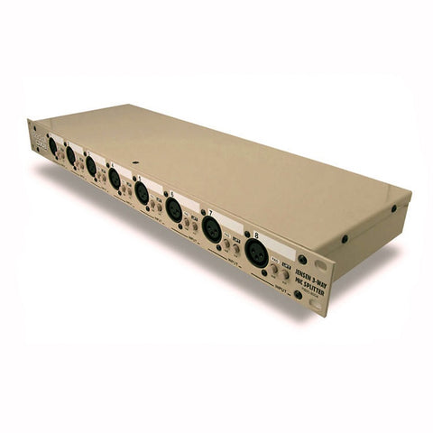 Radial OX8-r 8-channel Microphone Splitter