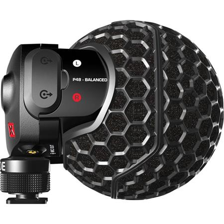 Rode Stereo VideoMic X Camera-mount Stereo Microphone