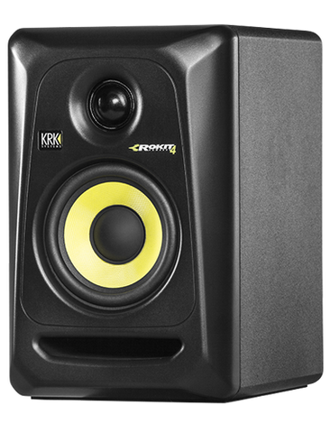 "KRK Rokit Powered 4"" Generation 3 Powered Studio Monitor - Sonido Live"
