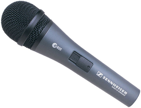 Sennheiser e825-S Dynamic Vocal Microphone