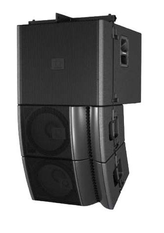 Turbosound Berlin Powered DJ Line Array Package