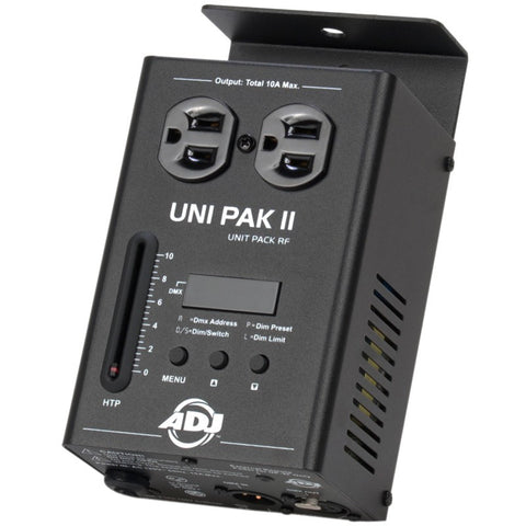 American DJ UNI-PACK II 1-Channel DMX Dimmer Pack