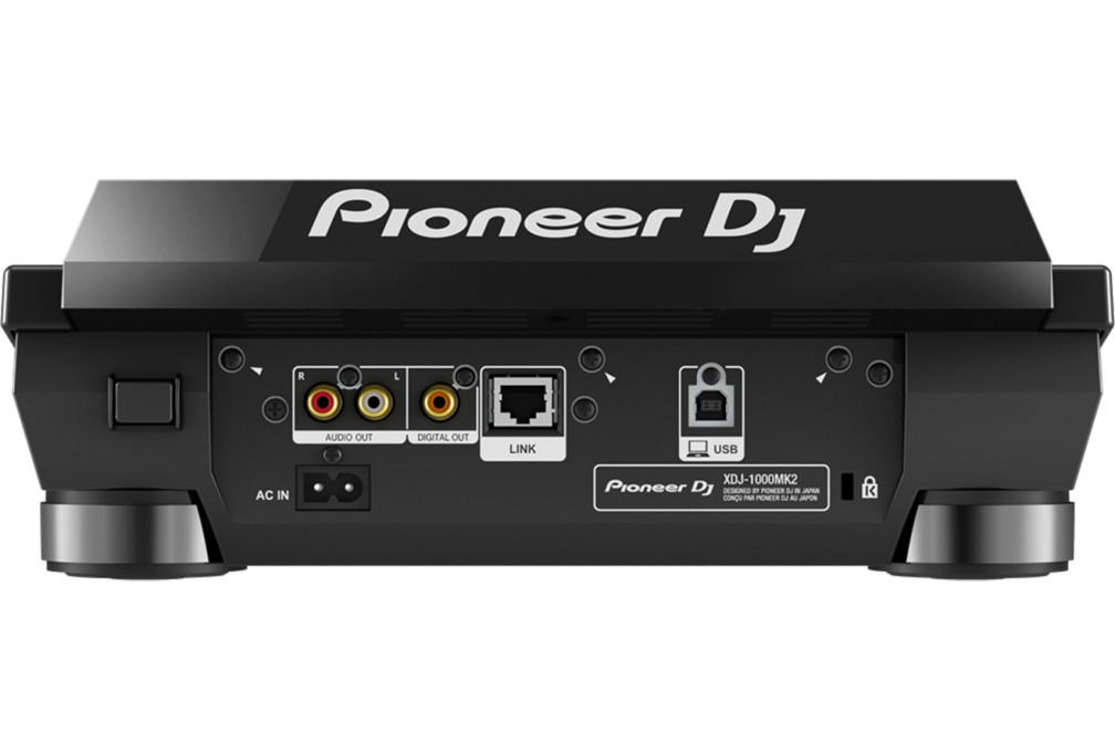 Pioneer XDJ-1000MK2 Digital CDJ Player with hi-res audio support - Sonido Live