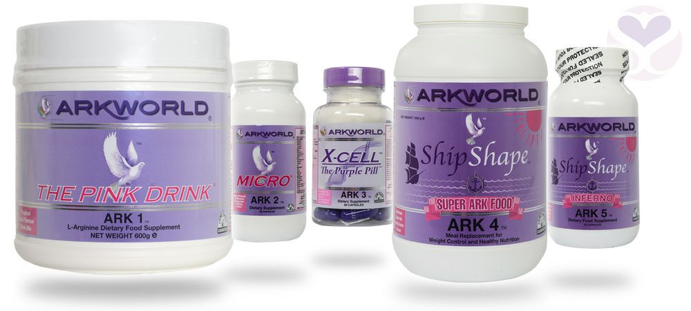 Ark MEGA PACK - The Complete Matrix | Ark Nutrition®