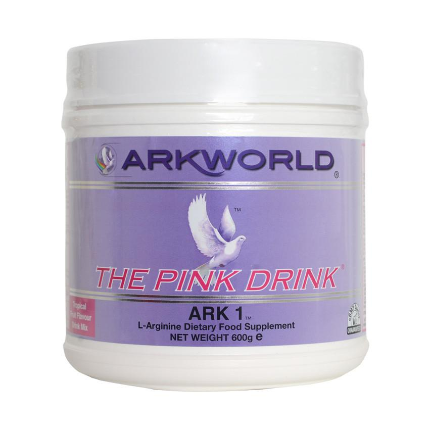 Arkworld Ark 1 - THE PINK DRINK - Amino Acids, Motivation & Focus | Ark Nutrition®