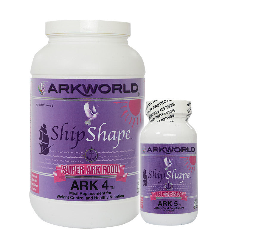Ark SHIPSHAPE PACK - Protein & Fat Burner | Ark Nutrition®
