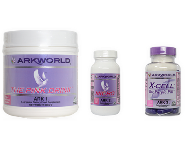 Ark MULTI PACK - Amino Acids , Vitamins, Minerals & Cell Repair | Ark Nutrition®