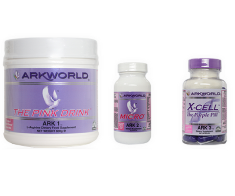Ark MULTI PACK - Amino Acids , Vitamins, Minerals & Cell Repair