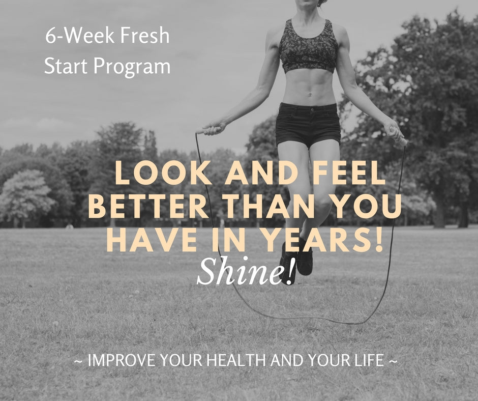 ULTIMATE HEALTH + LIFESTYLE PROGRAM - group starting soon!