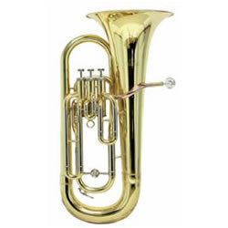 Roy Benson RBEP-301 Student Bb Euphonium-NEW (Promotional Offer)