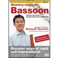 Winds Vol. 22 - Mastery Clinic for Bassoon