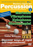 Winds Vol. 26 Mastery Clinic for Percussion Vol. 4